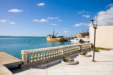 Cienfuegos harbor, Cuba