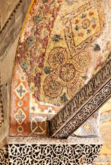 Hagia Sofia inside detail