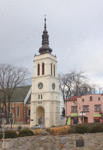 Uniejów - rynek - 77465713