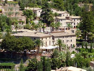 Terraces of Deia