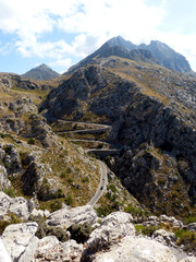 Serpentine road 1