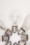 Different lightbulbs
