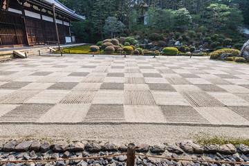 京都 東福寺 開山堂 庭園