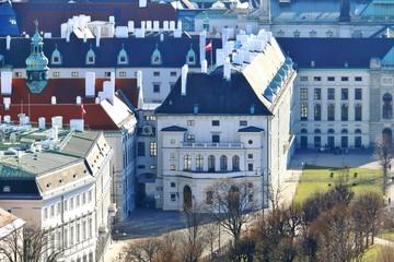 Hofburg Amtssitz, Wien