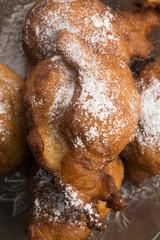 Racuchy - polish doughnut