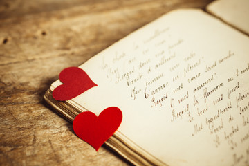 Love and journal