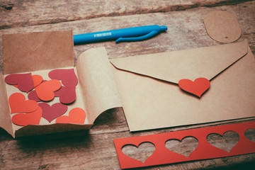 Creating a love letter