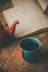 Tea time and love