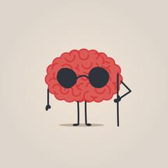 Blind brain concept