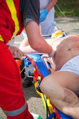 Unfall Rettungsdienst Notfallsanitäter Retten Paramedic