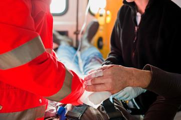 Notfallsanitäter Emblem Rettungssanitäter Rettungsassistent Arzt