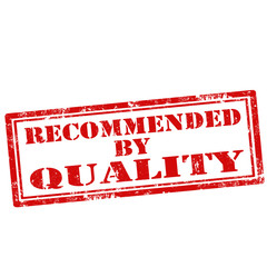 Recommended By Quality-stamp