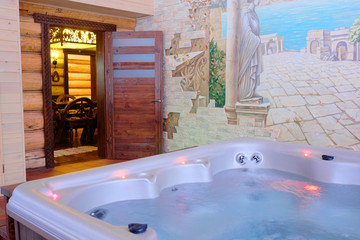 Image of a jacuzzi