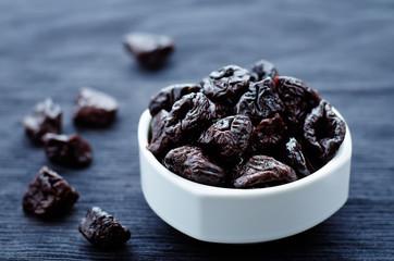 prunes in a bowl © nata_vkusidey