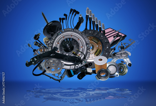 New spare parts - 77493757