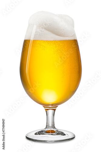 Canvas Bier fresh bier