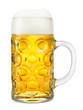Leinwandbild Motiv Oktoberfest beer