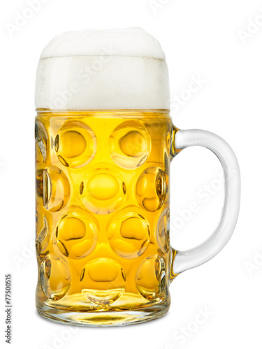Spoed canvasdoek 2cm dik Bier / Cider Oktoberfest beer