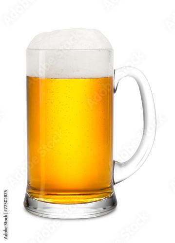 fresh beer