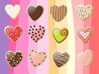 Sweet hearts valentine