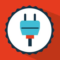 connector icon design