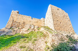 Ajloun Castle in northern Jordan
