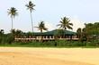 Постер, плакат: Отель Club Koggala Beach Вид с пляжа