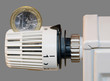 Leinwanddruck Bild - Energie sparen 2