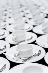 Cups of coffee, Coffee Break catering