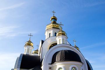Свято-Николаевский храм в Чернигове, Украина