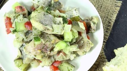 Herring Salad (seamless loopable)