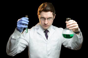 Chemist man