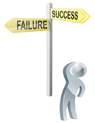 Success or Failure choice