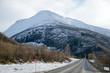 Winterlandschaft in Norwegen