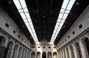 Nave industrial, antigua Fábrica de Artillería, Sevilla, España