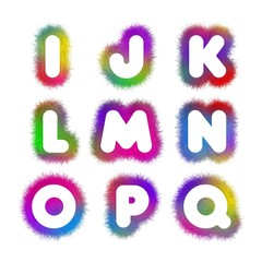 Alphabet I - Q