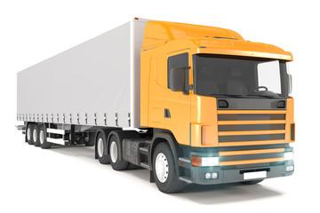 Truck - Orange - Shot 23