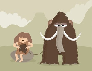 mammoth knitting