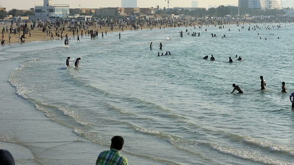 Jumeriah Beach in Dubai