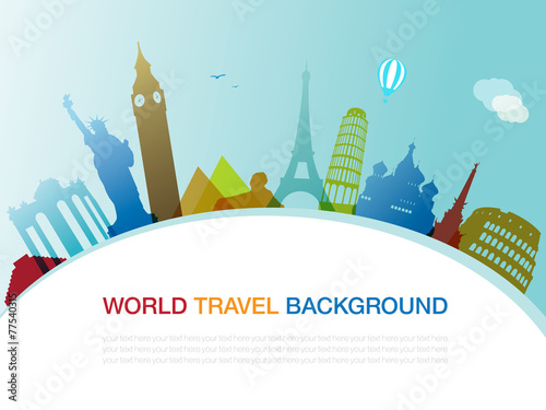 Travel and tourism - 77540315