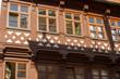 Historische Fassade - Fachwerkhaus