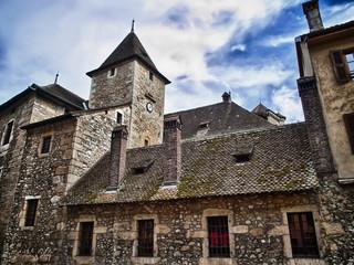 Old Annecy prison, France