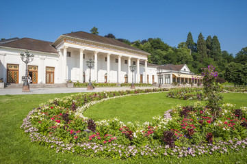 Kurhaus, Baden-Baden, Schwarzwald, Baden-Württemberg, Deutschla
