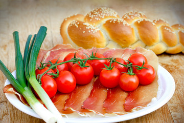 Appetizer - healthy meal