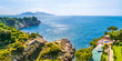 Amalfiküste mit Blick auf Capri - 77544704