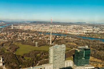 Wien von oben