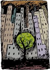 metropolis tree