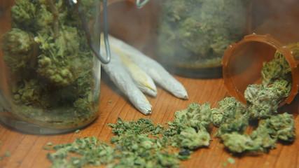 Cannabis and Smoke 3
