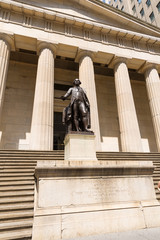 New York Federal hall Memorial George Washingto