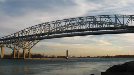 Bridge Timelapse Afternoon